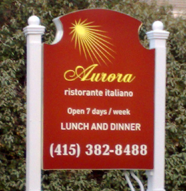 Aurora Ristorante Italiano