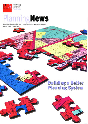 Planning News April 2008