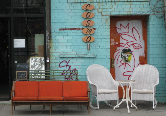Eye on the Street -- Dain and Sofa