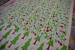 Printed Fabric Patterns