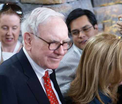 Buffett Comes to Bridge