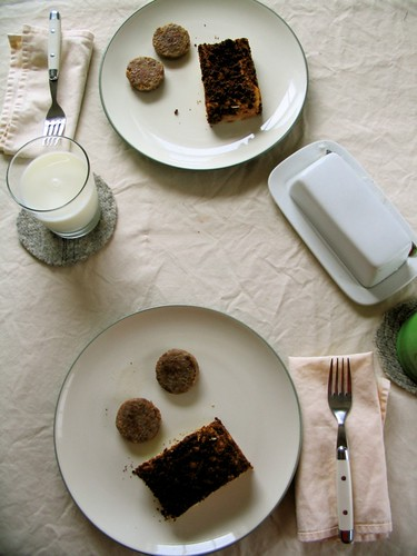Coffee Cake and Sausage