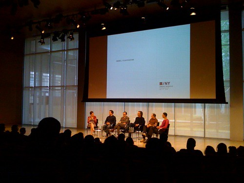 AIGA NY Smart/Models: Panel Discussion
