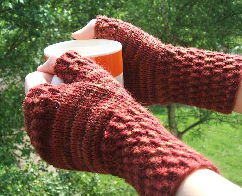 Berry Hill mittens