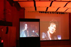 Question & answer. (Geoffrey) Tags: mit neil lecture schwartz julius cms gaiman comparativemediastudies