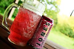 yummy (kwhitten) Tags: pomegranate blueberry refreshing facebook