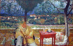 Pierre Bonnard, In the Garden, Veletrzní Palace