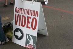 Madatory Orientation Video