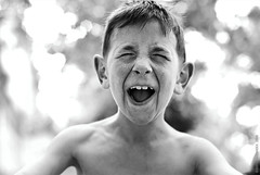(Alexander Bostan) Tags: boy bw laughing laugh 2008 igor 200806 20080610