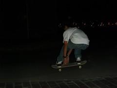 """""  (barhooomo) Tags: from hell skaters tricks skateboard doha qatar aspire kickflip  villaggio"