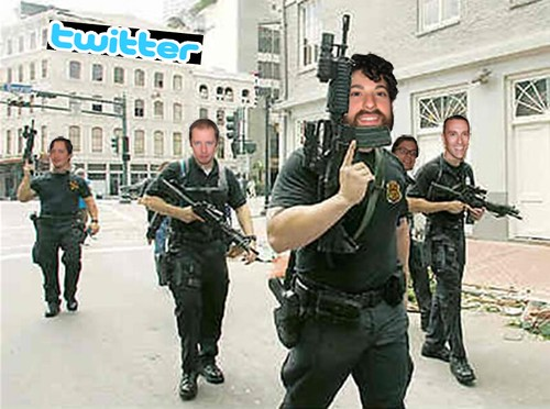 pivotal big guns ride into twitter town