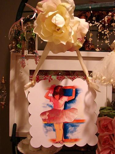 Ballet Peony skirt