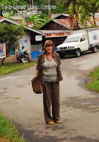 Trip To Samosir Island :