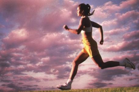 Running for women: čtení nejen pro ženy