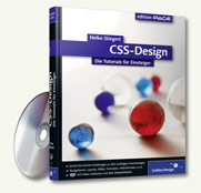 CSS-Design. Die Tutorials für Einsteiger