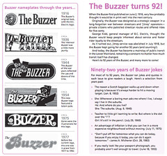 Buzzer Birthday
