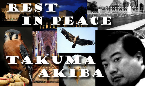 Rest in Peace - Takuma Akiba