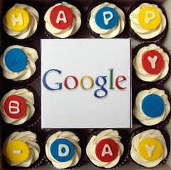 Google Branded Birthday Box