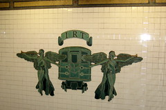 Grand Army Plaza Station - Wings for the IRT: The Irresistible Romance of Travel