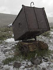 Mine Cart (TaiPics) Tags: abandoned roadtrip ghosttown bodie minecart bodieca chdk betargb