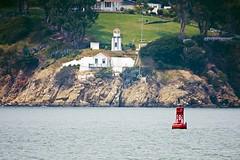 Yerba Buena Lighthouse (Kurt Preissler) Tags: sanfrancisco california lighthouse station treasureisland pch highway1 baybridge sanfranciscobay canoneos5d buoyant yerbabuenalighthouse kurtpreissler preisslermediaservices lighthousetrek