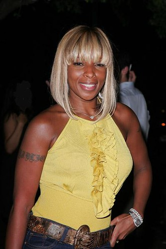 mary j blige cooling out