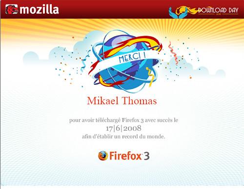 certificat telechargements firefox 3