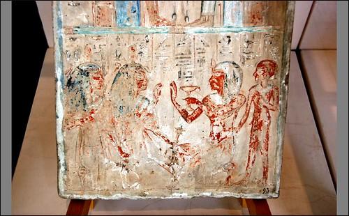 2008_0610_161020AA Egyptian Museum, Turin por Hans Ollermann.