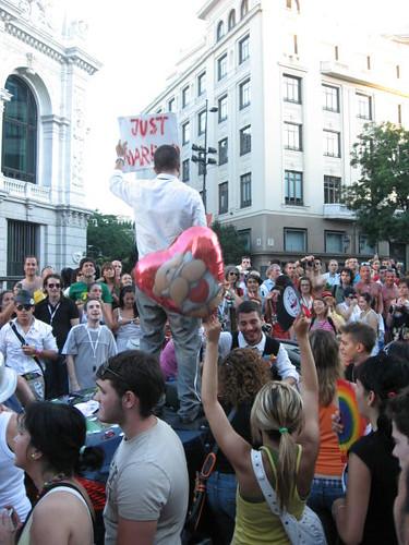 Orgullo Gay 2008 Sábado