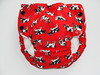 Medium Fattycakes Fitted  **Cows!**  Summer Madness Free Shipping!