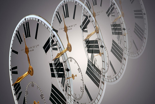 Time by Alan Cleaver, on Flickr