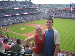 Clare & Dennis Coors Field