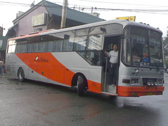 autobus mercedes benz almazora (shining_daggers04) Tags: bus philippines autobus