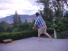 Colin Throws a Cob