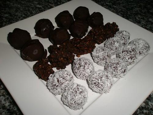 COCO Y CHOCOLATE
