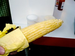 Fresh Roasted Corn on the Cob