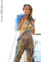 Mermaid (Allyeska) Tags: ocean sea woman jacqui water umbrella model women artist underwater bernadette flash extreme under models australian makeup tammy australia cassie fantasy artists canberra mermaid nymph mua flashes strobist muas