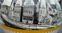 panorama of ghent
