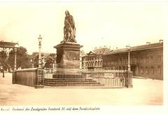 Friedrich II/Friedrichsplatz (Dan Brekke) Tags: kassel worldwarii wwii bombing bombdamage germany
