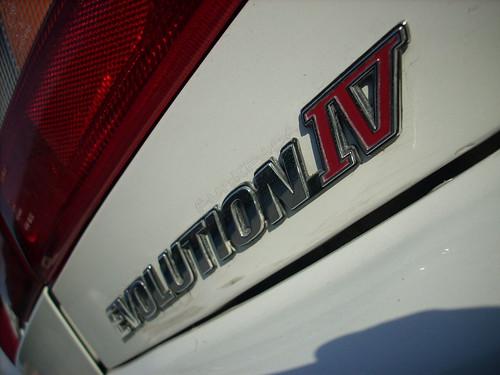 Mitsubishi Lancer Evolution Ix Gsr. Mitsubishi Lancer Evolution IV GSR [CN9A]