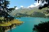 Lake Sils / Silsersee / Lej da Segl (upsa-daisy) Tags: summer lake mountains alps water schweiz switzerland see wasser suisse sommer berge alpen svizzera engadin isola oberengadin sils graubünden grisons upperengadine maloja graubunden grigioni silsersee lejdasegl