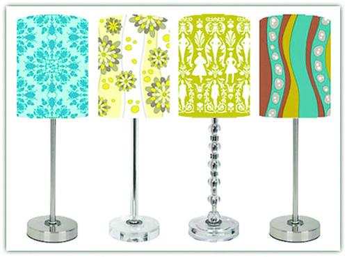 Brandbird designer lamp shades