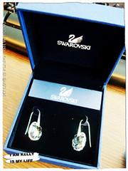 2008七夕情人節禮物是耳環