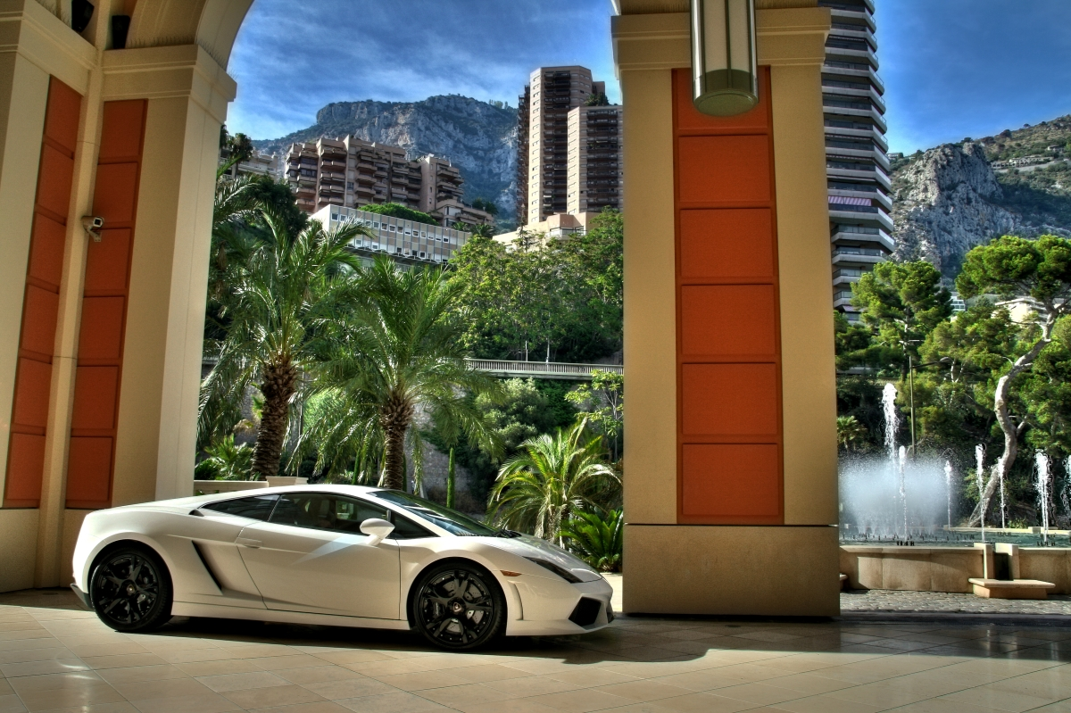 Supercars of Monaco {Updated