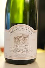 Domaine Allimant-Laugner Cremant d' Alsace Rosé