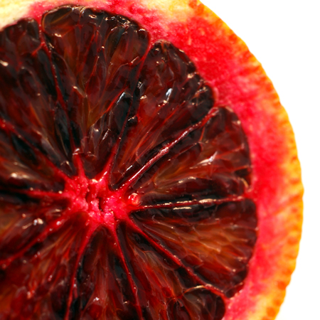 blood oranges© by Haalo