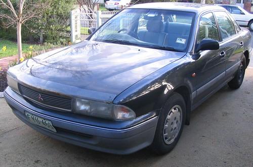 Car exterior - front