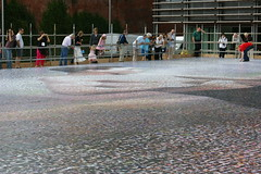 In The Big Picture! (tim ellis) Tags: uk birmingham mosaic worldrecord millenniumpoint bigpicture2008 msh02101 msh0210