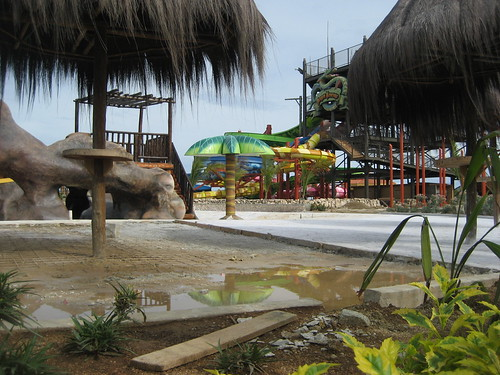 New Pictures: Morgan's Island Water Park Aruba Update
