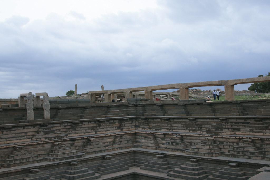 Hampi Aqueducts